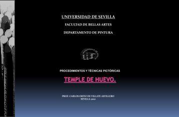 TEMPLE DE HUEVO