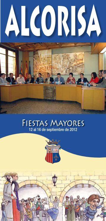 Fiestas Mayores - Ayuntamiento de Alcorisa