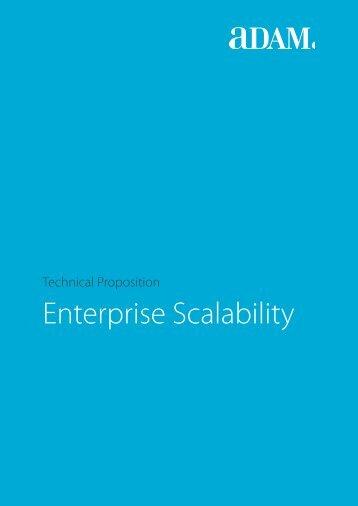 Enterprise Scalability