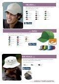 gorras y complementos - Linitex - Page 4