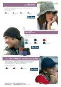 gorras y complementos - Linitex - Page 5