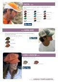 gorras y complementos - Linitex - Page 6