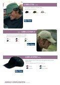 gorras y complementos - Linitex - Page 7