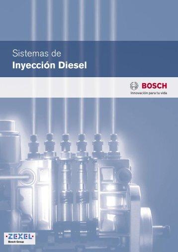 Sistema de Inyección Diesel - Catalogo Bosch