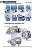 Sistema de Inyección Diesel - Catalogo Bosch - Page 5