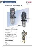 Sistema de Inyección Diesel - Catalogo Bosch - Page 6