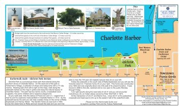Trabue Harborwalk - City of Punta Gorda