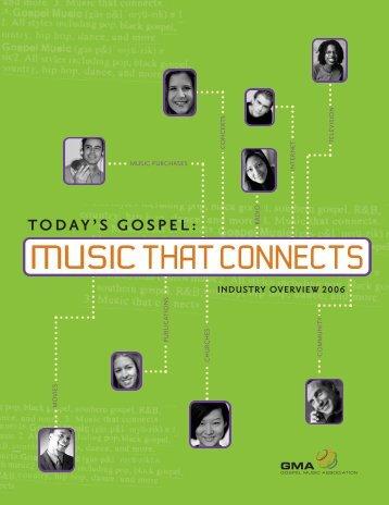 FINAL OVERVIEW 2006 - Christian Music Trade Association