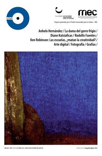 Anhelo Hernández / La dama del gorro frigio ... - Revista La Pupila