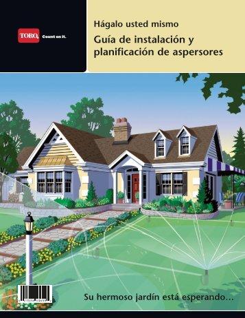Guía de instalación y planificación de aspersores - Toro Media