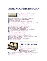 A Acondicionado - PROCESOS INDUSTRIALES - CAMPUS ...