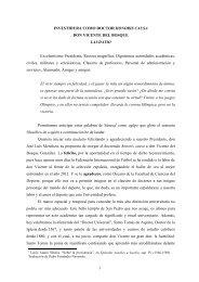 laudatio - Universidad Católica San Antonio de Murcia