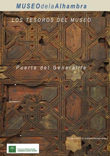 MUSEOdelaAlhambra - La Alhambra y el Generalife