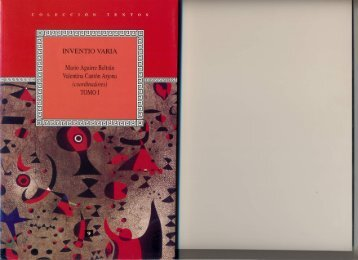 Inventio Varia Tomo I.pdf - Universidad Pedagógica Nacional