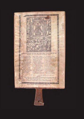 7. Tres tablas devocionales inéditas en el santuario de Nuestra ...