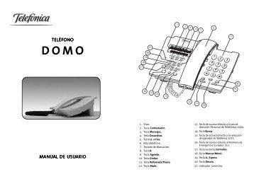 Manual Domo - Movistar
