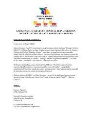 KMSG CANAL 55 GRABA UN ESPECIAL DE ... - KMSG TV