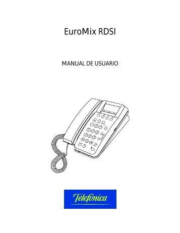 Manual de Euromix v1.0 - Movistar