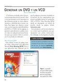 GRABAR EL VIDEO: DVD Y VCD - RedUSERS - Page 2