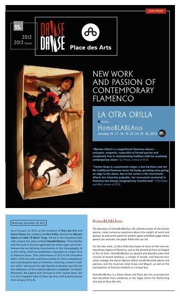 La Otra Orilla - Danse Danse