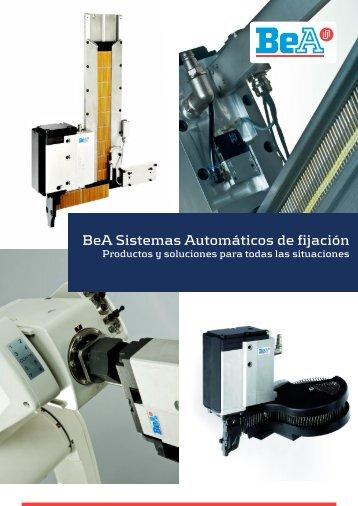 BeA Sistemas Automáticos de fijación