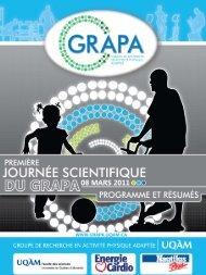 Programme Journee Sc.. - grapa - UQAM