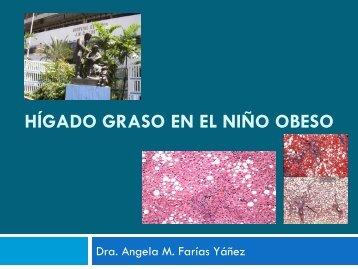 Hígado Graso en el paciente obeso.Dra. Angela M. Farías ... - Aveso
