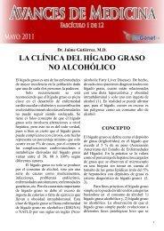 la clínica del hígado graso no alcohólico - Higadograso.org