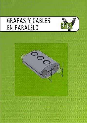 grapas y cables en paralelo - COFUNDI - Subestaciones Eléctricas