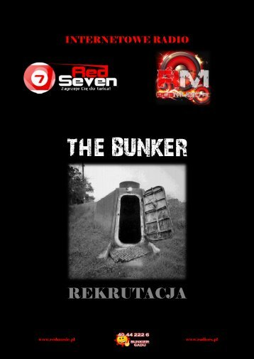 THE BUNKER - Radio Red7