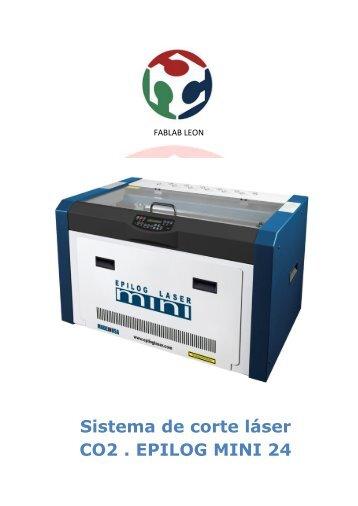 Sistema de corte láser CO2 - Fab Lab León