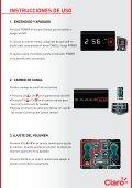 Guía Rápida de - Claro - Page 3