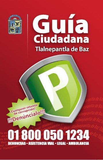 Archivo Pdf - Tlalnepantla de Baz