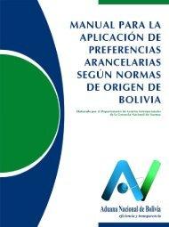 Manual para la Aplicación de las Preferencias Arancelarias según ...