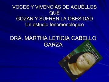 VOCES Y VIVENCIAS DE AQUÉLLOS QUE GOZAN Y SUFREN LA ...