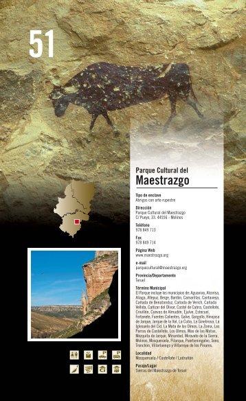 Parque Cultural del Maestrazgo - Turismo de Aragón