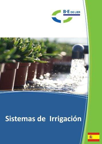 Sistemas de Irrigación - codema
