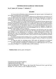 FERTIRRIGACIÓN EN ÁLAMOS DE 7 AÑOS DE EDAD Riu, N1 ...