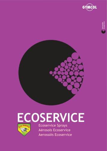 Ecoservice Sprays Aérosols Ecoservice Aerossóis ... - Akd Tools