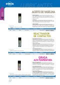 Ecoservice Sprays Aérosols Ecoservice Aerossóis ... - Akd Tools - Page 4