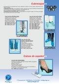 Vestuario y bolsas desechables - PROHIGEX - Page 7