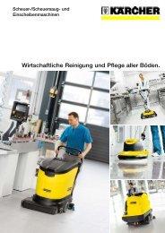 Wirtschaftliche Reinigung und Pflege aller Böden. - hdrz.de