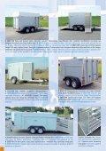 Bétaillčres Livestock trailers Rimorchi bestiame - Kurt Schlotter KG - Page 2