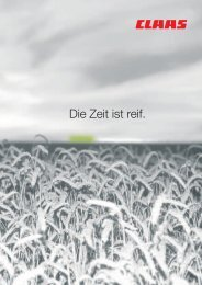 Prospekt LEXION 600 2006 deutsch, PDF Int