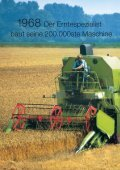 Prospekt LEXION 600 2006 deutsch, PDF Int - Page 6