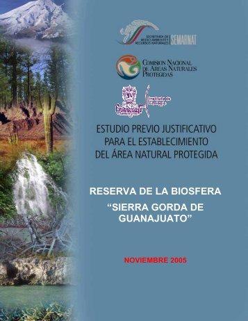 sierra gorda de guanajuato - Realito - Universidad Autónoma de ...