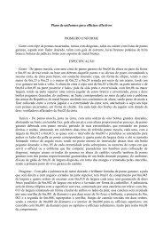 Plano de uniformes para officiaes effectivos PRIMEIRO UNIFORME ...