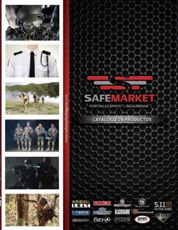 EQUIPOS bAlÍSTICOS - Safe Market