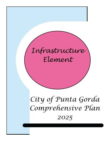 to view the Infrastructure Element - City of Punta Gorda