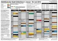 Abfallkalender 2013 - Breitenbach, Kressenbach ... - Stadt Schlüchtern